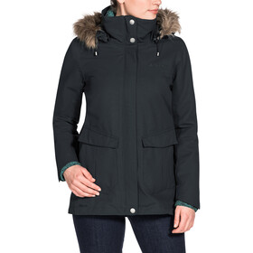 VAUDE Kilia 3in1 Jacket Damen phantom black